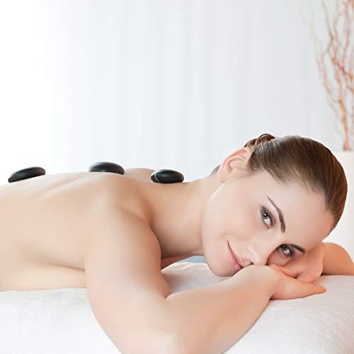 Purovi Spa Hot Stone Massage Set - 3