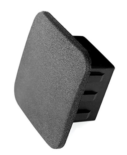 Hitch Trailer (1 1/4 Inch (1.25) Trailer Hitch Cover Plug Insert by LFPartS)