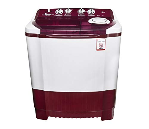 2. LG P8541R3SA 7.5 kg Semi-Automatic Washing Machine