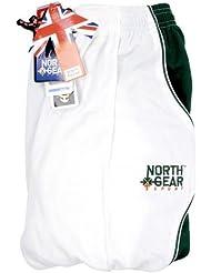 North Gear Cricket Pantalones–niños–Pacific–Verde Panel