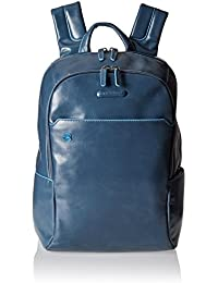 Piquadro Blue Square Mochila piel 39 cm compartimento portátil