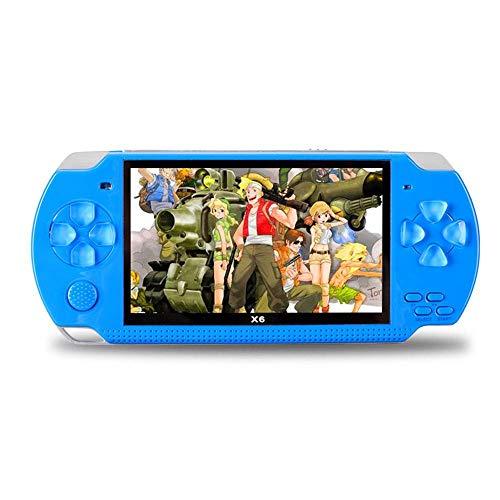 Womdee Handheld Game Console, Console De Jeu RéTro Classique,4.3
