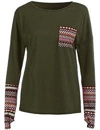 Ropa Tops Camisetas Mujer es Blusas Y Amazon Camisetas wqxv6nYTCf