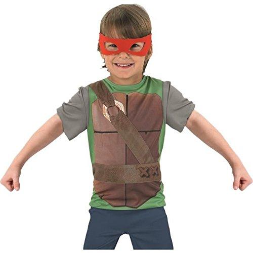 Kostümset Accessoire Ninja Turtles? für Kinder - 5 bis 7 Jahre