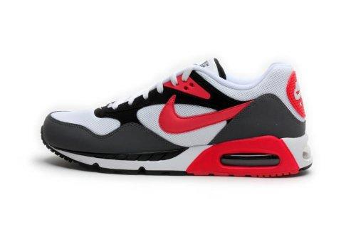 Nike Herren Air Max Correlate Turnschuhe, Blanco (White / Siren Red-Dark Grey-Blk),...