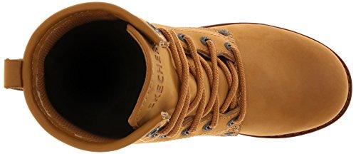 Skechers Laramie 2, Bottes femme Blanc (White)