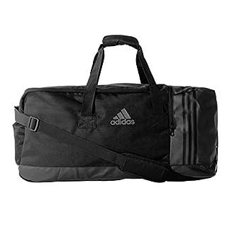 adidas Sporttasche 3-Streifen Team L, Black/Vista Grey, 70 x 30 x 32 cm