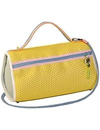 lk43 Super Gum, Bolso de Mano para Mujer, Amarillo (Yellow), 15x20x30 cm (W x H x L)