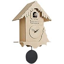Amazon.fr : horloge coucou bois - Diamantini & Domeniconi
