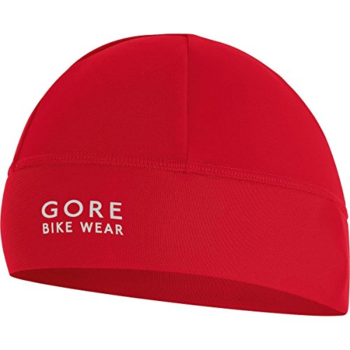 GORE WEAR Erwachsene Accessoires Mütze universal Thermo Beany Hüte & Caps, Rot, ONE Gore Uniform