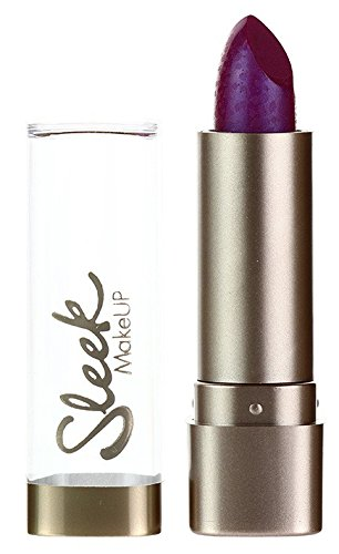 Sleek MakeUp Lipstick Cream Grape 3,8 g, 1er Pack (1 x 3.8g)