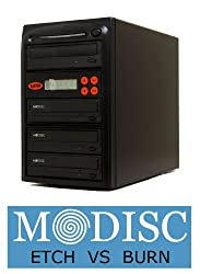 Systor 1 To 3 M-disc 24x Cd Dvd Multi Target Duplicator Tower