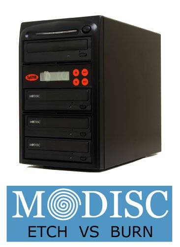 Systor 1-3 M-Disc Duplication CD...