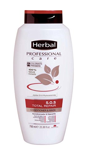 Herbal Professional Care Total Repair Balsamo-750ml