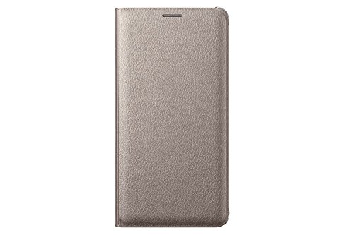 iSAVE ZUKZ1FLIPGOLD New Exclusive Leather Look Flip Cover for Lenovo ZUK Z1 – Golden