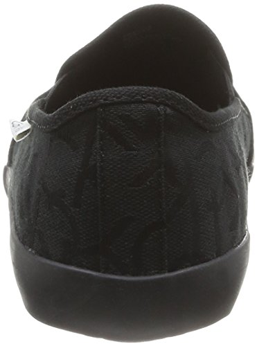 Calvin Klein Jeans Fabion, Herren Sneaker Schwarz - Noir (Blk)