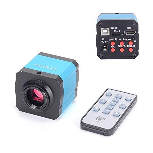 AOLI Hdmi 1080p hd usb digital industrie video inspektionsmikroskop kamera tf karte video recorder für handy pcb reparatur Osd-video-recorder