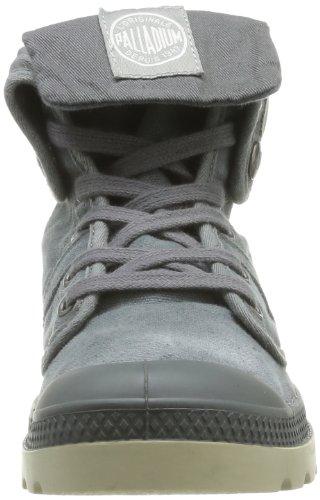 Palladium Baggy, Boots femme Gris (Shag)