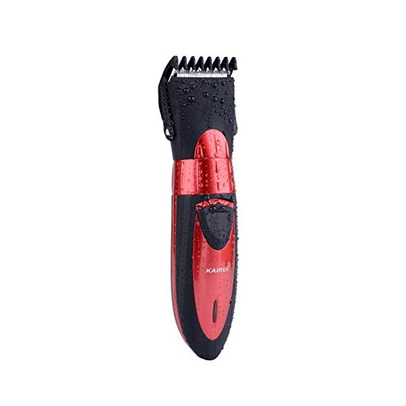 AKIRUI Wireless Rechargeable Electric Washable Hair Trimmer for Children and Adults (RCS220)