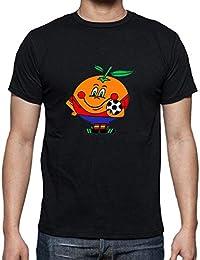 Camiseta Naranjito Mundial 82 Talla M