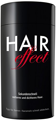 Hair effect medium brown, 1er Pack, (1x 1 Pack)