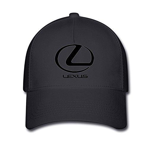 hittings-unisex-lexus-classic-logo-bisbol-caps-tiene-one-size-black