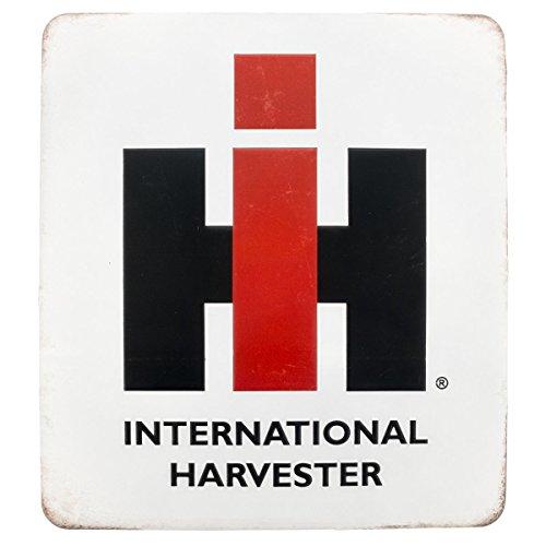 Open Road Marken Case IH geprägt die Cut Blechschild Logo - Case Ih International
