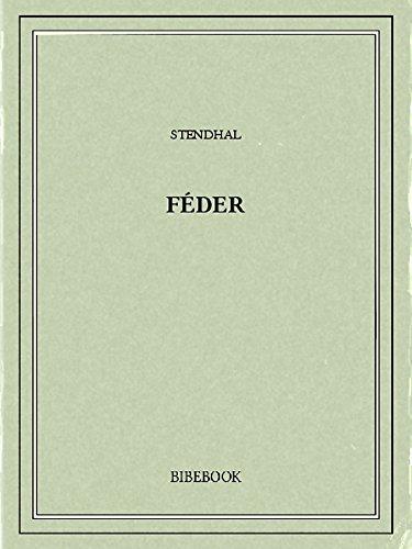 Couverture du livre Féder