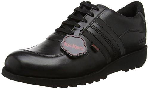 Kickers Kick Neko Triple Cl, Derbys Uomo Nero (negro)