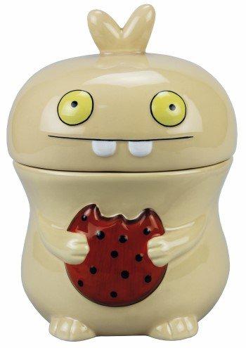 Uglydoll Keksdose Cookie jar, Beige