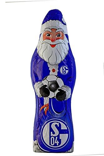 Preisvergleich Produktbild WEIHNACHTSMANN NIKOLAUS FC SCHALKE 04 S04 2015