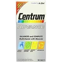 Centrum Advance Tablets - Pack of (Vita Biotina)