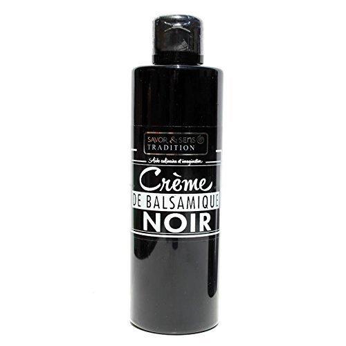 Crème balsamique noir nature - 200 mL