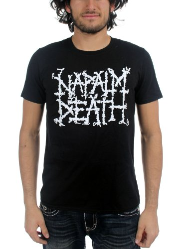 NAPALM DEATH - Top - Uomo