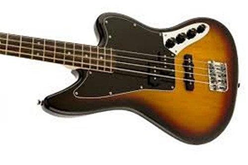 Vintage Modified Jaguar Bass Special 3-Colors Sunburst (Jaguar Bass Fender Guitar)