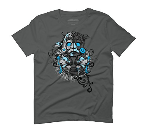 Myan Face Mask Men's Graphic T-Shirt - Design By Humans