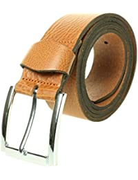 Mens Full Grain Real Hide Best Quality Leather Tough Strong Handmade Jeans Trouser Belt Made In England