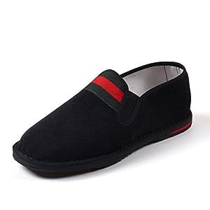 LvYuan Unisexe Chaussures en tissu traditionnel chinois / rétro décontracté Faire respirer entraîner des chaussures / chaussures Kung Fu / Arts martiaux / slip-on chaussures