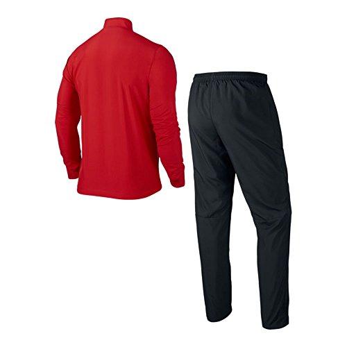 Nike Herren Academy 16 Knit Tracksuit Trainingsanzug University Red/Black/Gym Red/White