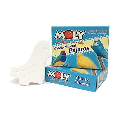 Calcio mineral pájaros - Periquitos, Canarios aves exóticas