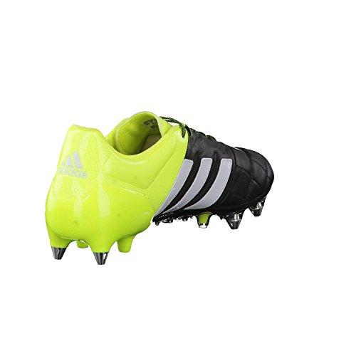 Adidas ACE 15.1 SG Leather Schwarz