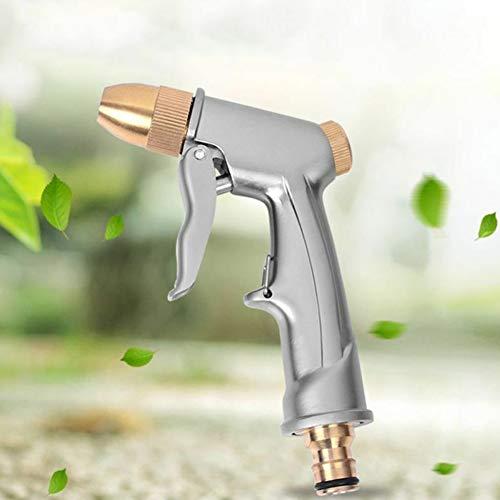 Gartenschlauch-Düsen Bewässerungsdüse Hochdruck-Pistolengriff-Sprüher Garden Supplies 4 Bewässerungsmuster
