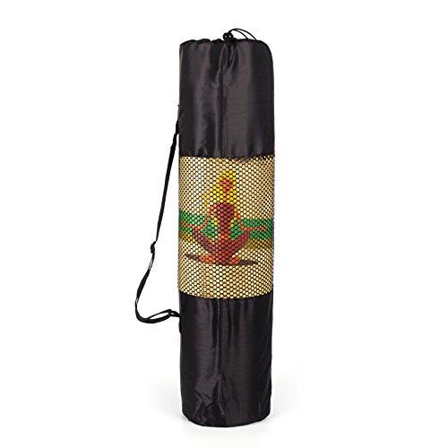 Voidbiov Yoga Pilates Mat With Carry Bag, Eco-friendly