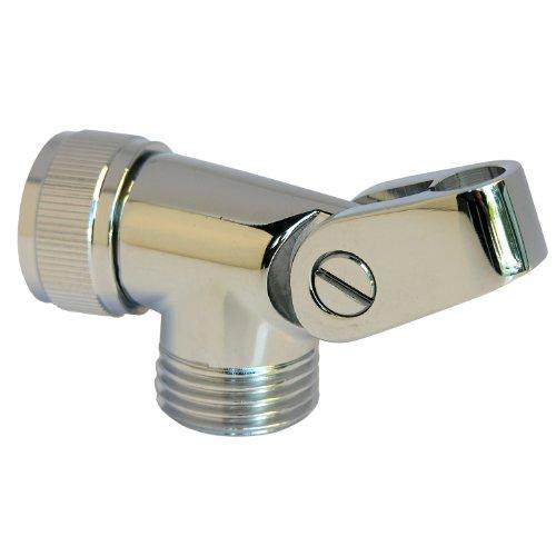 lasco-08-2419-personal-doccia-girevole-connettore-con-tubo-a-doccetta-in-ottone-cromato