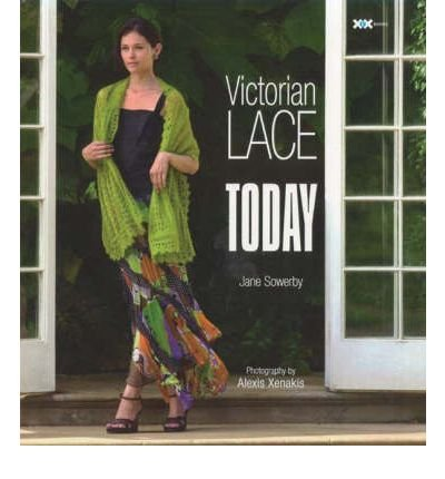 [(Victorian Lace Today)] [ By (author) Jane Sowerby ] [April, 2008]