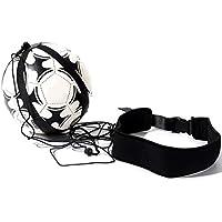 joyliveCY Práctica de balón de fútbol Cinturón Asistencia Deportiva Equipo de Entrenamiento de Entrenador de fútbol Ajustable Patada