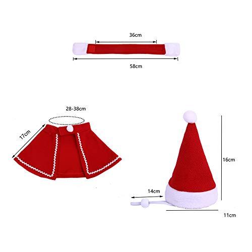 Kyjen Babbo Natale Cappello di grandi dimensioni