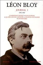 Journal I 1892-1907
