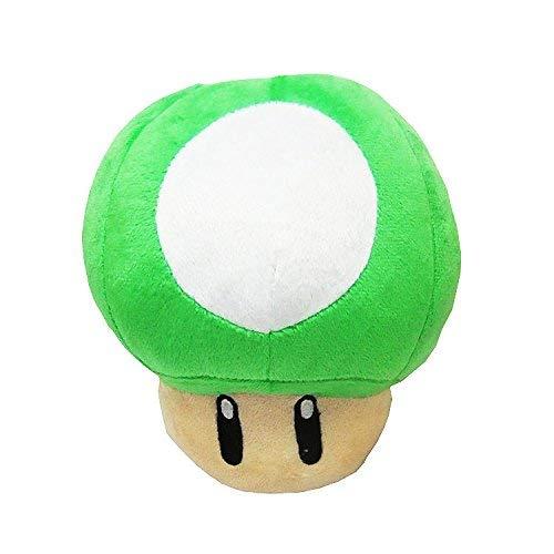 (Super Mario Bros. Anime Grüner Pilz Plüsch)