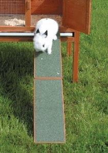 Trixie Natura Wooden Rabbit Ramp from Trixie